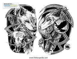 native american raven tattoos 6