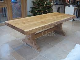 hand crafted kitchen tables rustic oak kitchen table coma frique studio b932f7d1776b