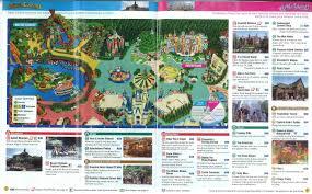 Disney World Resort Map Your Guide To Tokyo Disneysea Backpackerlee Barrier Free Map