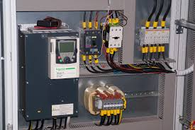 automated control system emergency protection and fire prevention