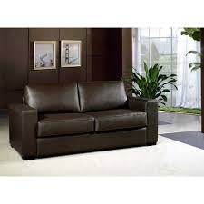 Brown Leather Loveseat Furniture Reclining Leather Loveseats Double Reclining Loveseat