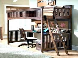wood loft bed with desk awesome amazing loft beds with desks underneath greenvirals style