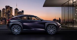 lexus suv concept details on the lexus ux crossover concept lexus enthusiast