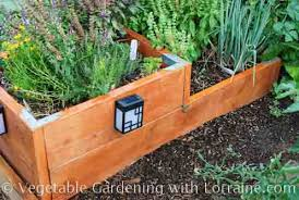 How To Make A Raised Bed Vegetable Garden - raised bed garden designs