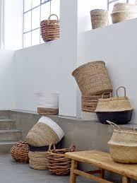 baskets are wonderfully versatile u003c3 design by bloomingville