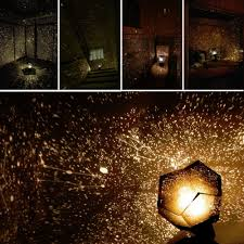 romantic home decor astro star laser projector cosmos light lamp diy starry sky