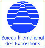 bureau international des expositions bie logo about expo