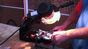 how to use a pro chainsaw sharpener grinder youtube