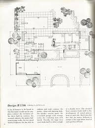 Retro Ranch House Plans 64 Best Mid Century Architecture Images On Pinterest Vintage