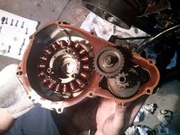 98 99 solid starter gear to starter clutch limiter how to