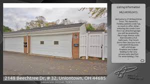 dr garage doors 2148 beechtree dr 32 uniontown oh 44685 youtube