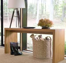 Ethan Allen Console Table Ethan Allen Rex Console Table In Pine Has An Earthy Rustic