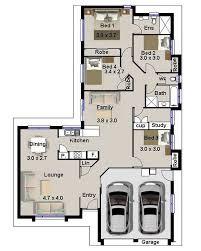 modern 4 bedroom house plans australia home deco plans
