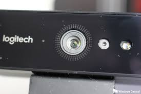 Logitech C920 Wall Mount Logitech Brio 4k Webcam Review A Pricey Package Of Glorious