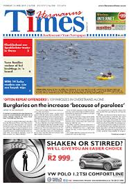 hermanus times 16 04 2015 by hermanustimes issuu