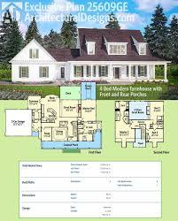 Modern Farmhouse Floor Plans Plan 51758hz Three Bed Farmhouse With Optional Bonus Room