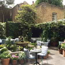 best alfresco dining london british vogue