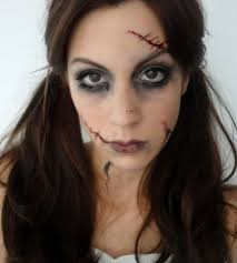 Youtube Halloween Makeup by