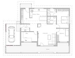 build a floor plan small house plan ch23 detailed building info floor plans for