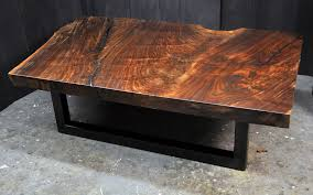 Walnut Slab Table by Dorset Custom Furniture A Woodworkers Photo Journal Another
