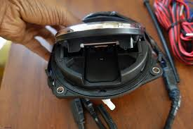 installed vw flip camera in my polo gt tsi edit custom adapter