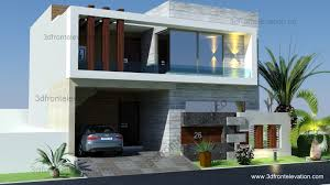 front elevation for house 3d front elevation com pakistan