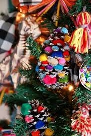 bohemian funk chic tree and