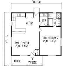 home design 1 bedroom house floor plans 2 single inside 87