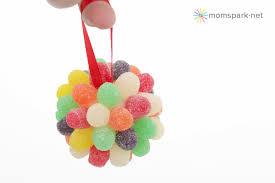gum drop ornaments tutorial spark