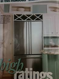 wine rack cabinet over refrigerator above refrigerator wine rack rustyridergirl