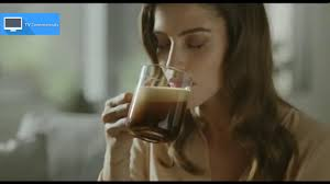 nespresso commercial female actress nespresso new vertuo uk commercial youtube