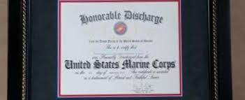 honorable discharge certificate framed honorable discharge certificate made in the usa