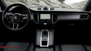interior porsche macan porsche macan interior hd in detail driving commercial carjam tv