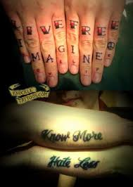 live free u2013 imagine u2013 love live u2013 knuckletattoos com