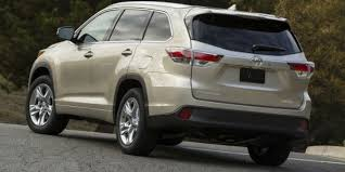 toyota highlander towing official 2016 toyota highlander power and towing specs