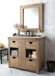 wood bathroom vanities furniture rustic vanity and double sink