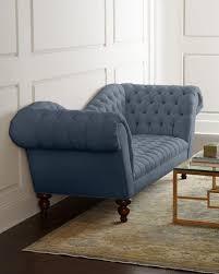 impressive blue tufted sofa with peacock blue velvet tufted sofa