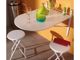table de cuisine pliable tabourets collection et table de cuisine