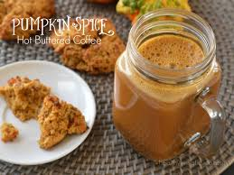 pumpkin spice for coffee pumpkin spice hot buttered coffee healthy living how to