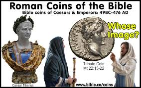 coins of the new testament that jesus and the apostles used