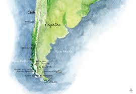 Patagonia Map Map U2039 Patagonia Discovery Adventures