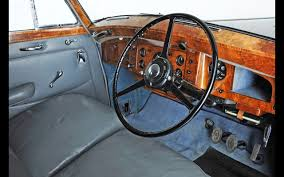 roll royce interior 1950 rolls royce silver wraith of george formby interior