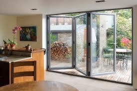 Wooden Bifold Patio Doors by Patio Doors Bi Fold Patio Doors Costbi Cost Bifold Uk Amazingotos