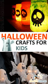 Kids Crafts For Halloween Halloween Crafts For Kids