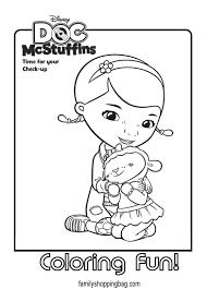 doc mcstuffins coloring doc mcstuffins craft
