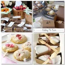 Wedding Thank You Gift Ideas Wedding Pie Favors Glitter Inc Glitter Inc