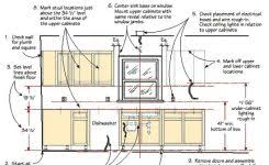 How Tall Are Kitchen Cabinets Tan Kitchen Cabinets 1000 Ideas About Tan Kitchen Cabinets On