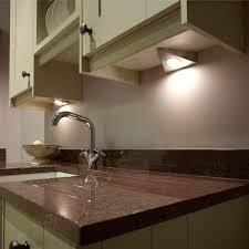 new triangular under cabinet kitchen lights taste
