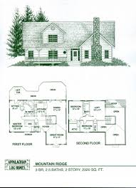 2 Story Log Cabin Floor Plans Log Home Floor Plans Log Cabin Kits Appalachian Log Homes