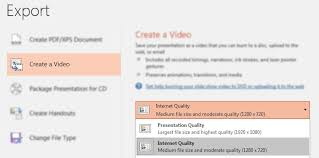 cara membuat power point di netbook how to convert your powerpoint ppt presentation into video